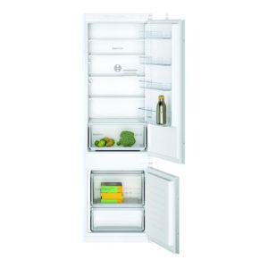 Serie | 2 Integreeritav külmik-sügavkülmik, sügavkülmik all